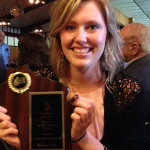 MPA VOCALIST ABBY BROENIMAN HONORED BY WI POLKA HALL OF FAME