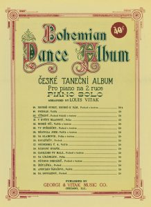 Bohemian Dance Album - Vitak-Elsnic Collection