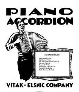 Vitak-Elsnic Accordion Ad