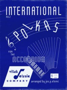 International Polkas for Accordion 2