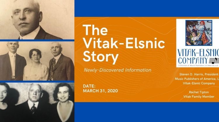 Louis Vitak - The Personal Story