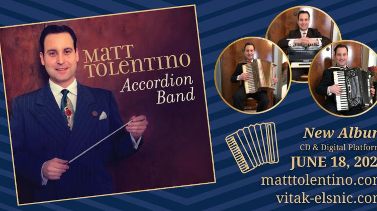 ACCORDION BAND by Matt Tolentino Releases June 18, 2021